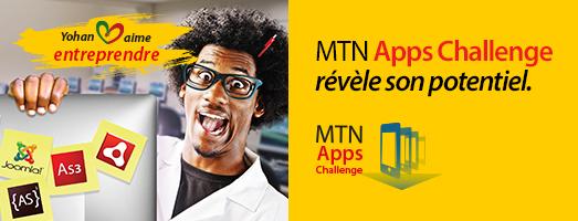 Affiche du concours MTN Apps Challenge