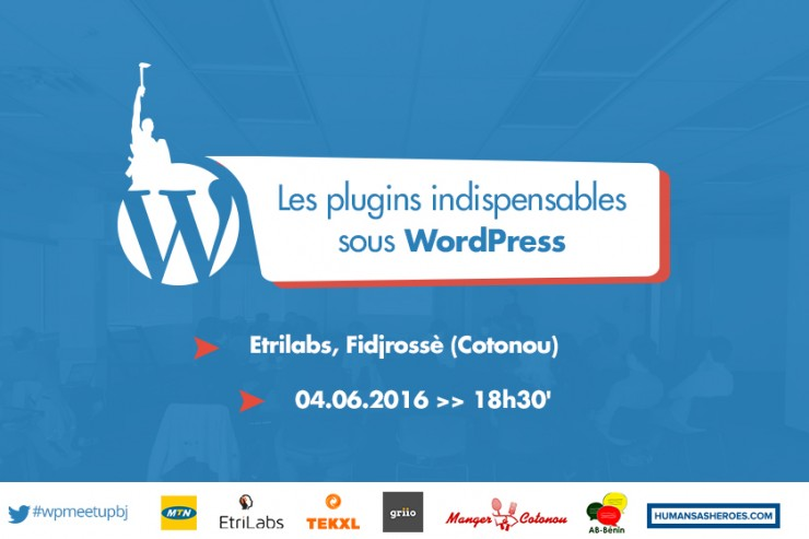 WordPress MeetUp Bénin